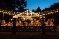 Outdoor-wedding-string-lights